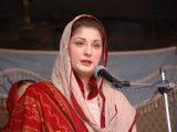 maryam nawaz political picture 2013