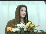 maryam nawaz along flowers 2013