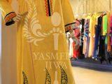 beautiful yellow dress for girls 2013