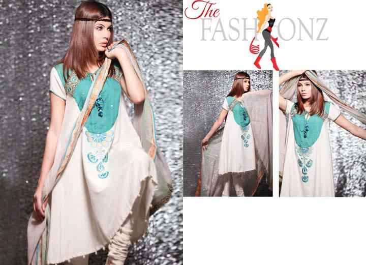 Churi Pajama New Eid Designs 2013