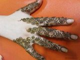 fingers beautiful mehndi designs
