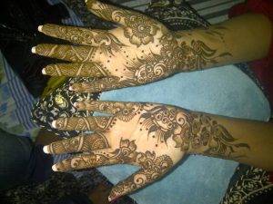 new trend mehndi designs 2013