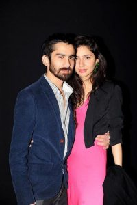 mahira khan with his husband pic 2013