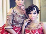 indian engagement bridal dresses 2013