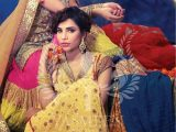 yellow bridal dresses 2013