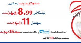 online hajj offer 2013 warid