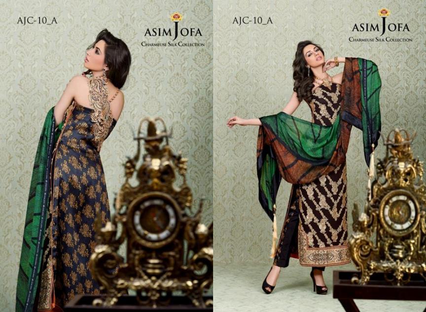 Asim Jofa Stylish Dresses