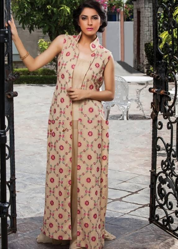 Breeze Embroided Eid Dresses