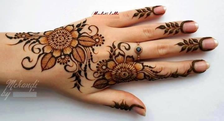 Eid-ul-Azha Chand Raat Mehndi Designs