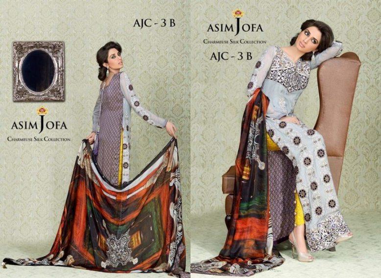 Latest Collection ofAsim Jofa