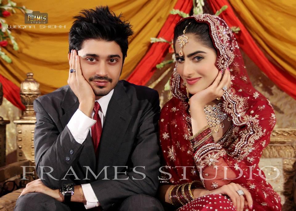 online sana khan engagement pictures