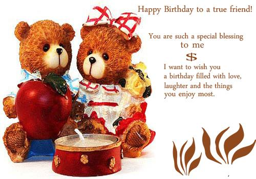 Sms Birthday Cake Wishes