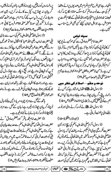 Online LIve Muharram Ashura