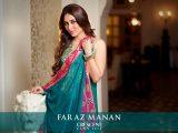 Latest Faraz Manan Suit Designs 2014