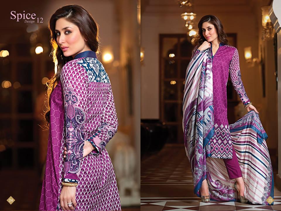 Latest Faraz Dresses Collection 2014