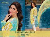 Faraz Manan Engagement Dresses 2014