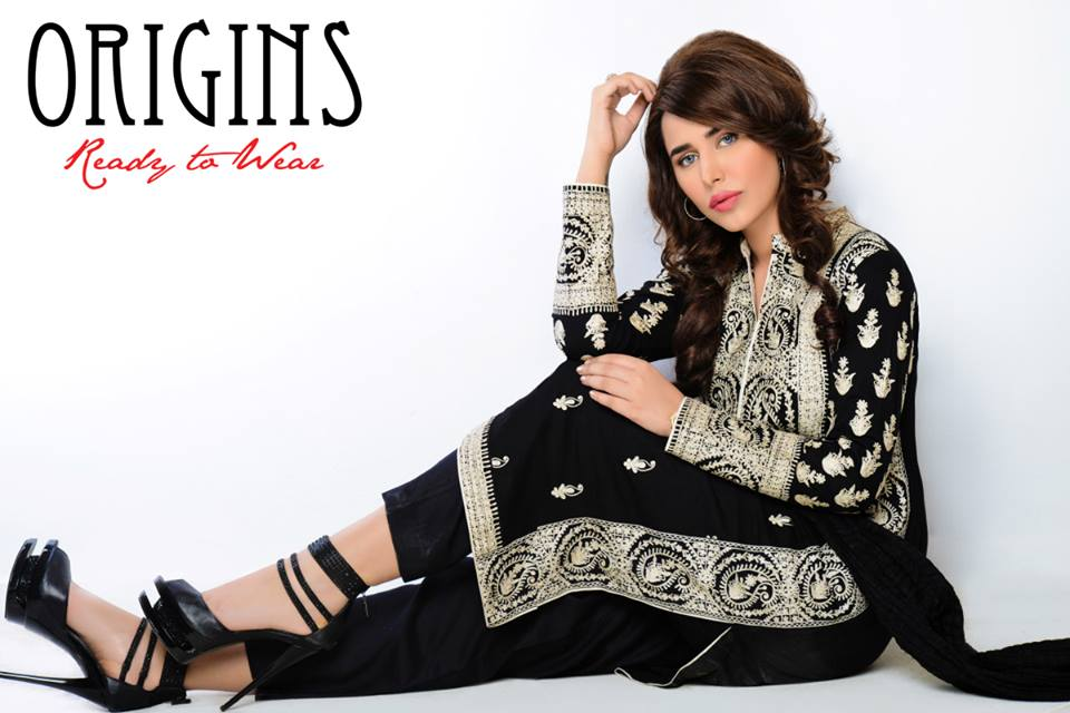 Origins Dresses by Juggan Kazim