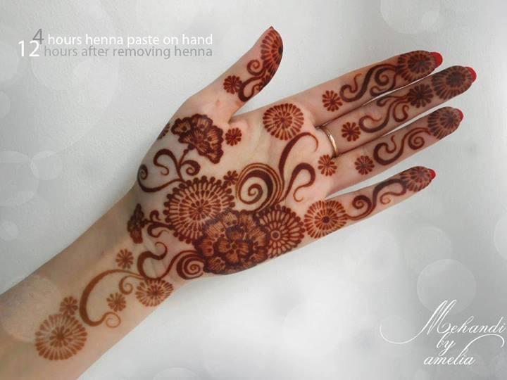 Hand Fabulous Henna Designs 2015
