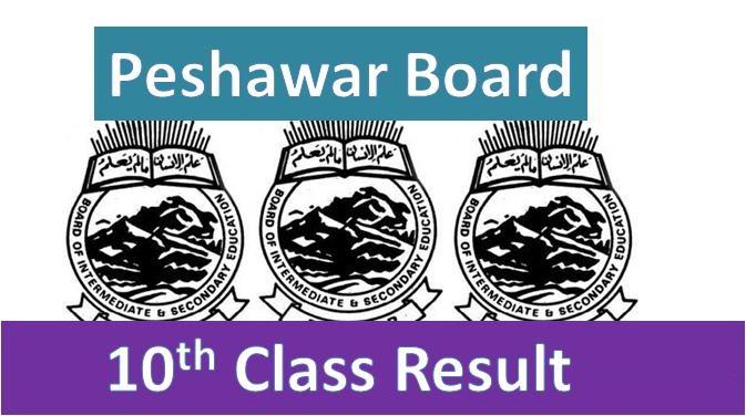 Online Peshawar 10th Class Result 2021 Download