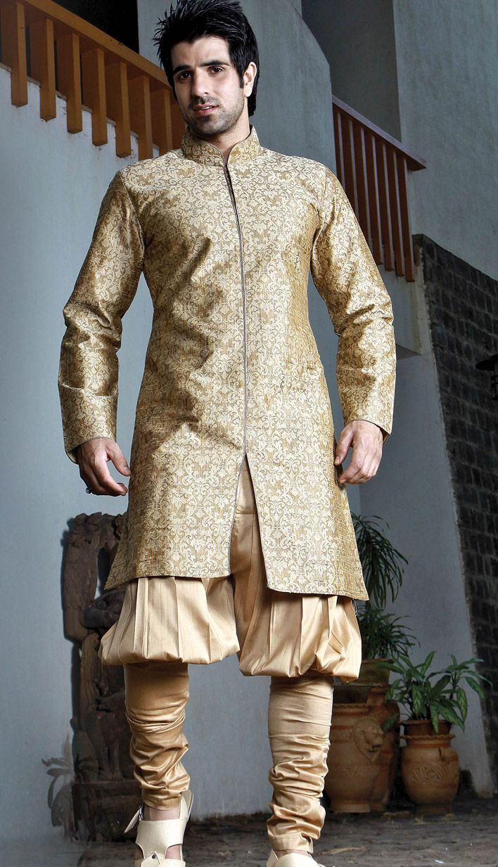 Dullha Sherwani Dresses 2015