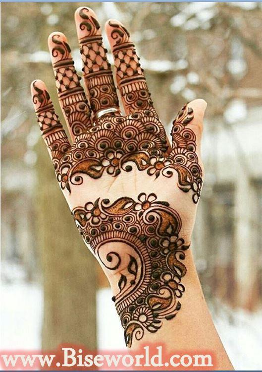 Australian Girls Henna Designs 2015