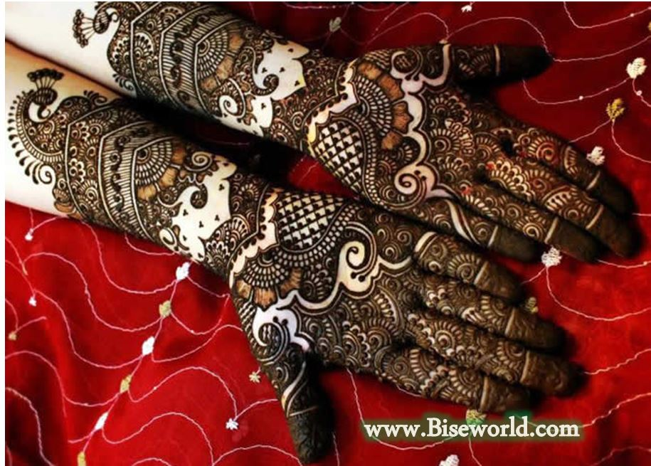 Arabic Full Arms Hand Henna Designs 2016