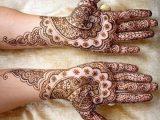 Eid-ul-Fitr Hands Henna Designs 2017