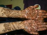 Eid Full Bharme Hands Henna Designs 2017