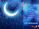 Eid Chand Raat Wishing Cards 2021