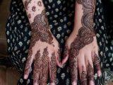 Wedding Full Arms Henna Designs 2017