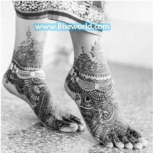 Bollywood Dullhan Henna Designs 2016