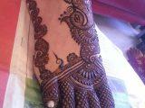 Girls Feet Henna Designs 2021