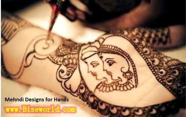 Love Henna Tatoos Designs 2015