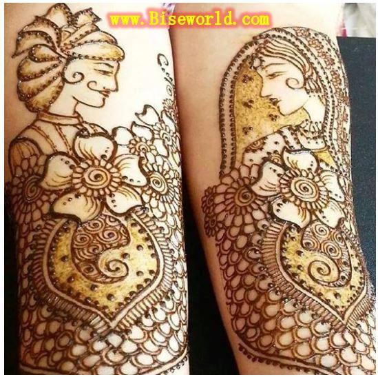 Henna Love Tattoos Designs 2016