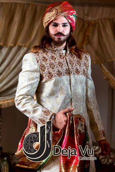 Gents Shadi Sherwani Dress 2016