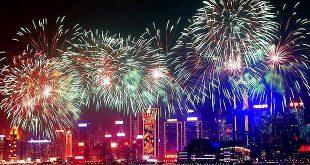 New Year Nigh 2021 Celebrations