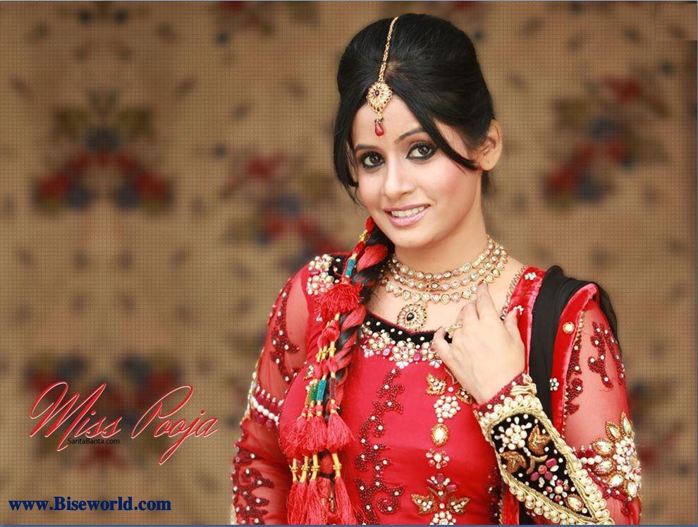 Punjabi Bhangra Singer Miss Pooja Birthday