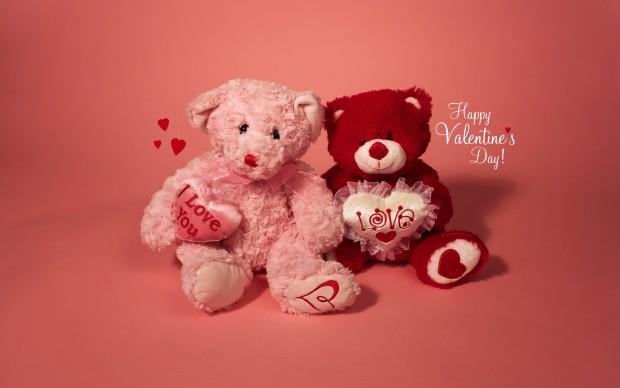 Latest Beautiful Sweet Valentine Day Teddy Bear 2016