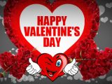 Stylish Valentine Day 2021 Wishing Wallpapers