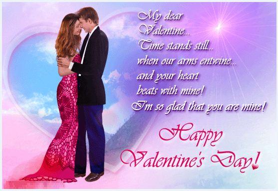 Happy Valentine Day Love 2016 Cards