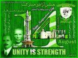 14 August Azadi Mubarak Wallpapers