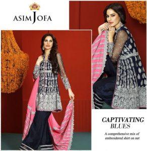Asim Jofa Kurti Dresses 2018