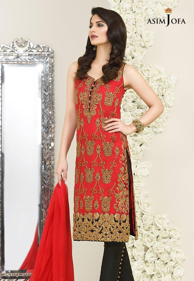Asim Jofa Dress Design