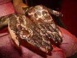 Girl Hand Henna Designs