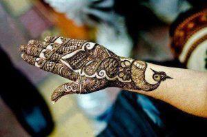New Hand Mehndi Designs 2018