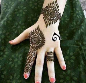 Sample Mehandi Designs