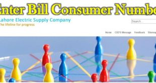 Pakistan Electricity Bill Check LESCO Supply