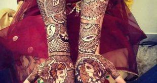 Eid Hand Mehndi Designs