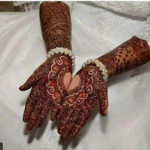 Stylish Hand Henna Designs 2018-19
