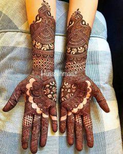 Eid-ul-Adha Mehndi Designs 2018-19